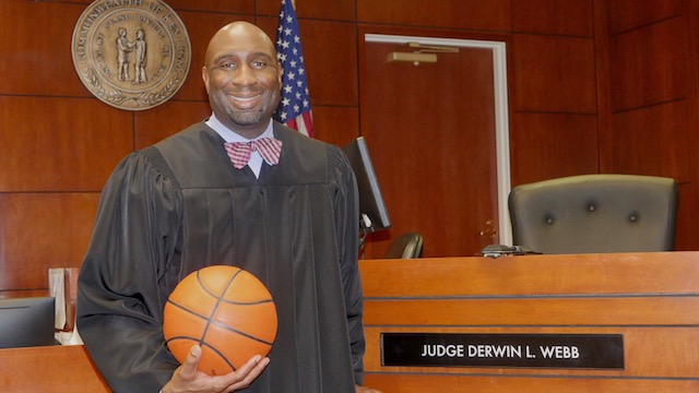 Judge Derwin L. Webb